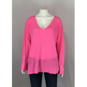 Lilly Pulitzer Lightweight Linen Sweater